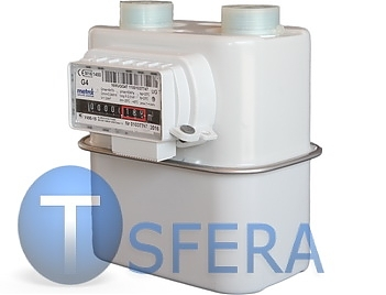 Счетчик газа Metrix G4T